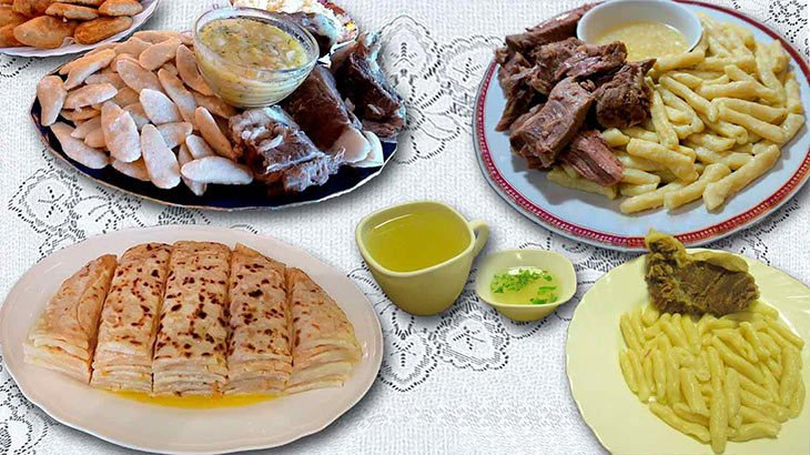 Chechen-dishes